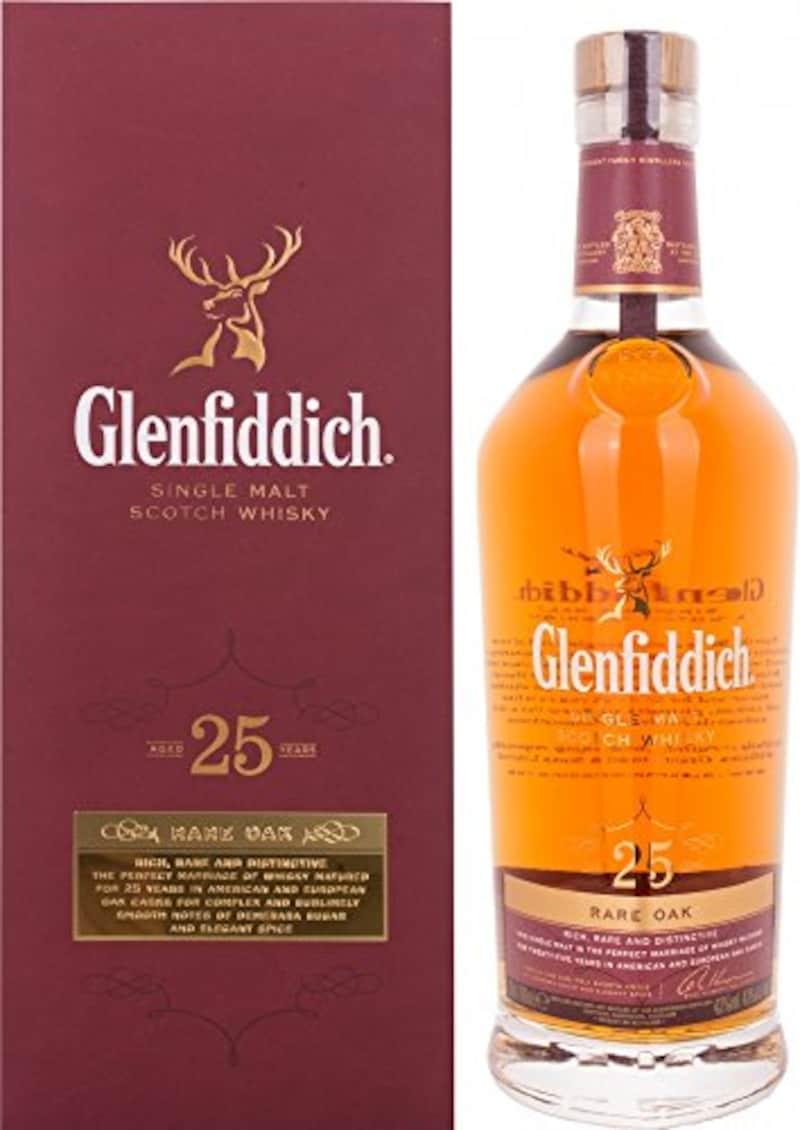 Glenfiddich(グレンフィディック),グレンフィディック 25年 レアオーク