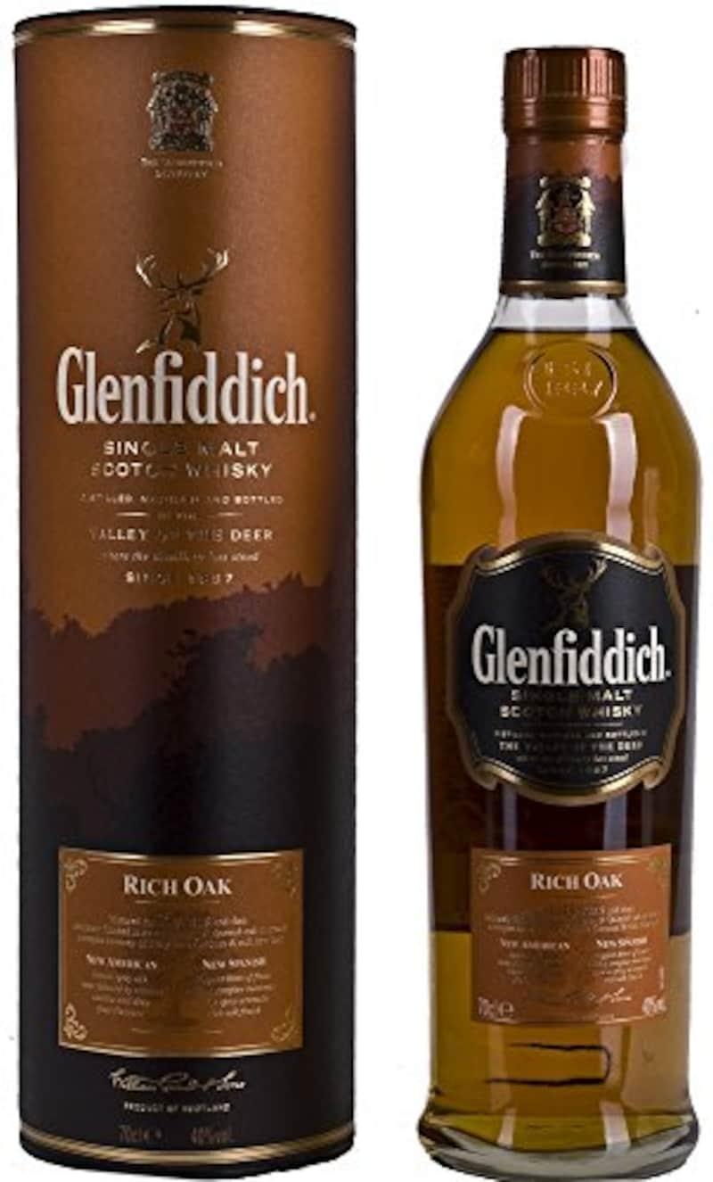 Glenfiddich(グレンフィディック),グレンフィディック 14年 リッチオーク