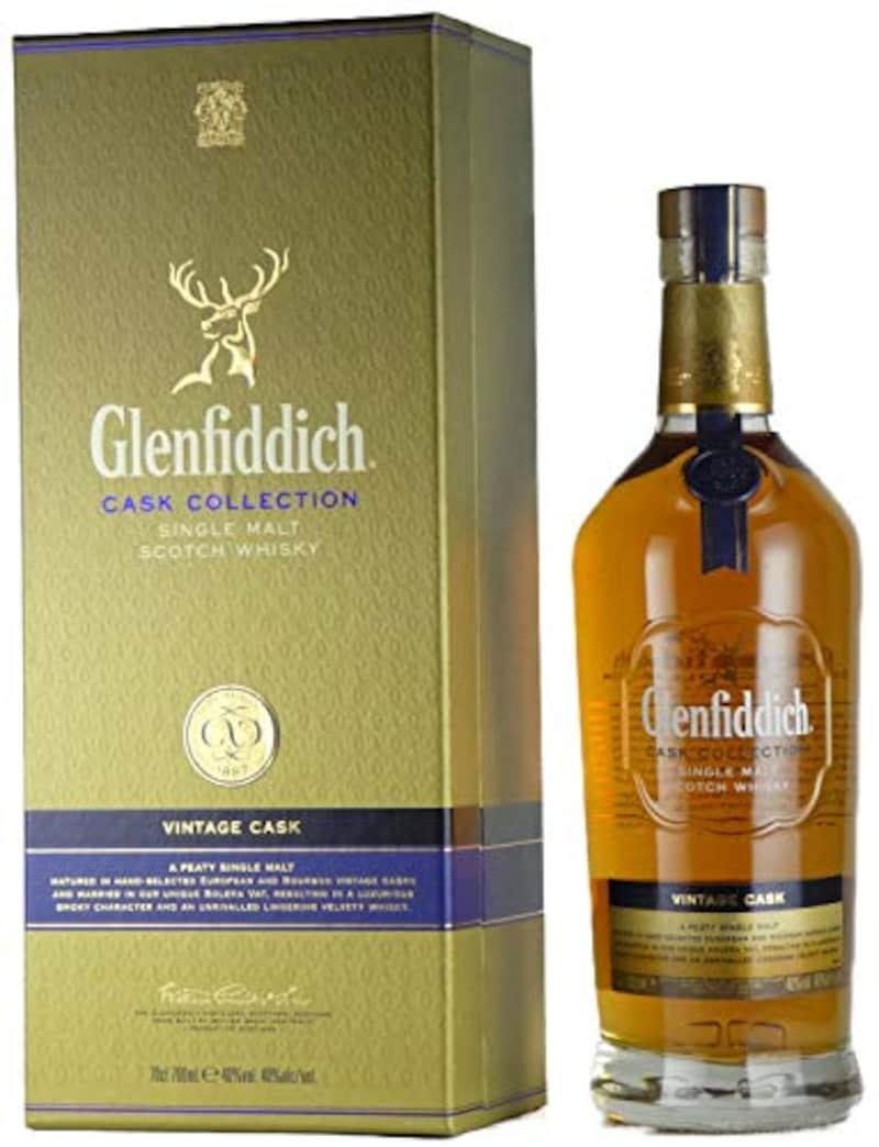 Glenfiddich(グレンフィディック),グレンフィディック カスクコレクション ヴィンテージカスク