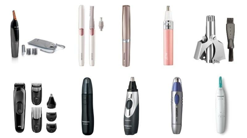 【2021】鼻毛カッターおすすめランキング30選|女性向けの人気モデルも!手動式や替刃など選び方まで解説