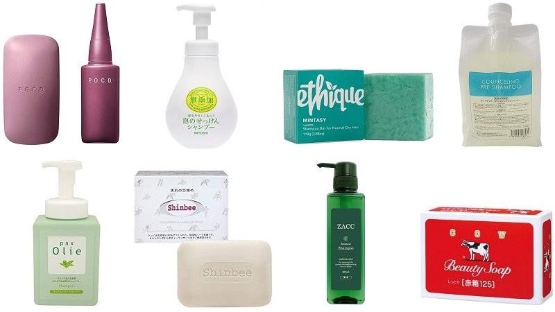 石鹸シャンプーおすすめランキング22選|人気のミヨシや固形せっけんシャンプーを紹介!リンスとあわせて効果的に使おう