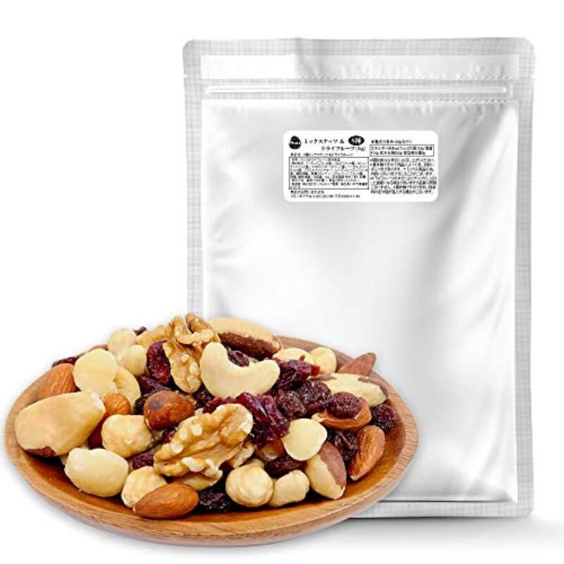 Daily Nuts & Fruits(デイリーナッツアンドフルーツ),ナッツ&ドライフルーツミックス
