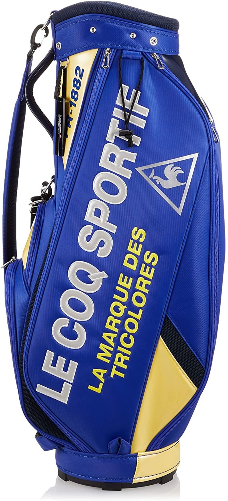 le coq sportif(ルコックスポルティフ),キャディバッグ 軽量 9.0型,QQBPJJ08