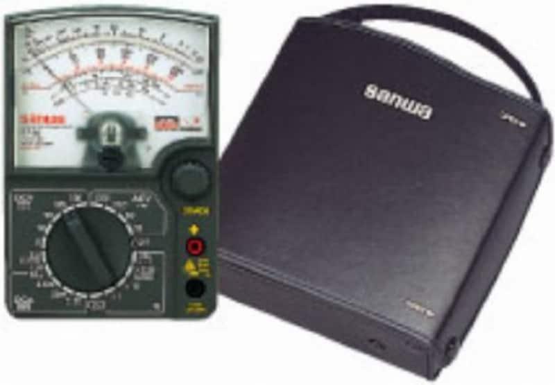 三和電気計器(Sanwa),アナログマルチテスタ,SP-20/C