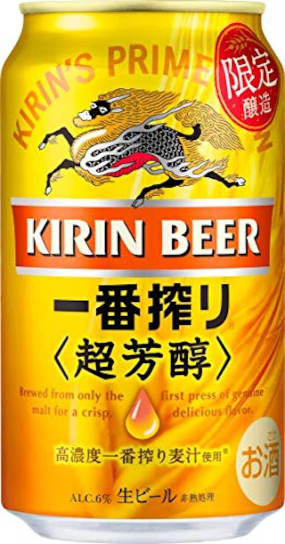 キリン,一番搾り超芳醇 350ml×24本
