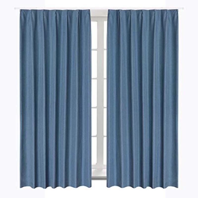 Bedsure ,1級遮光カーテン 2枚組