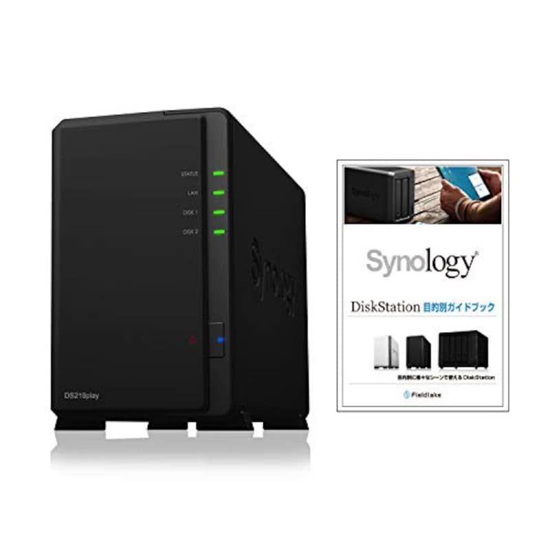Synology(シノロジー),DiskStation,DS218play