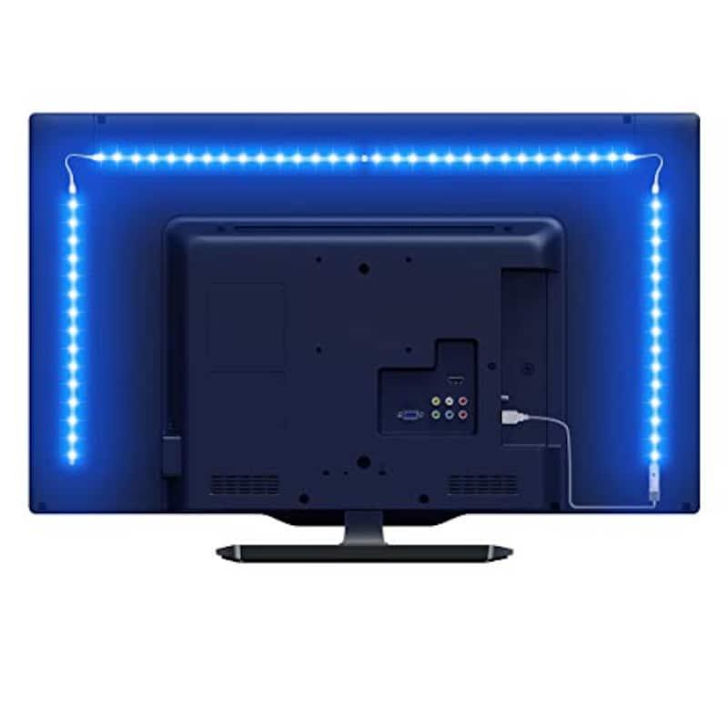 Lepro,LED テープライトテレビバックライト