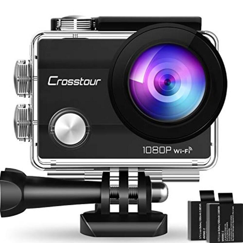 Crosstour,アクションカメラ,CT7000