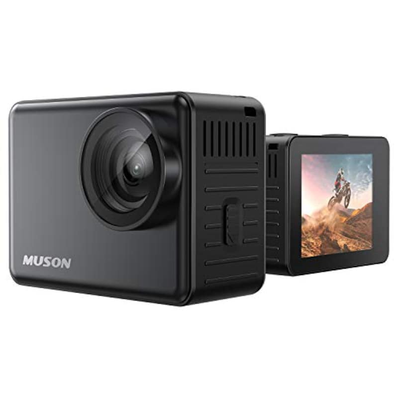 MUSON(ムソン),アクションカメラ