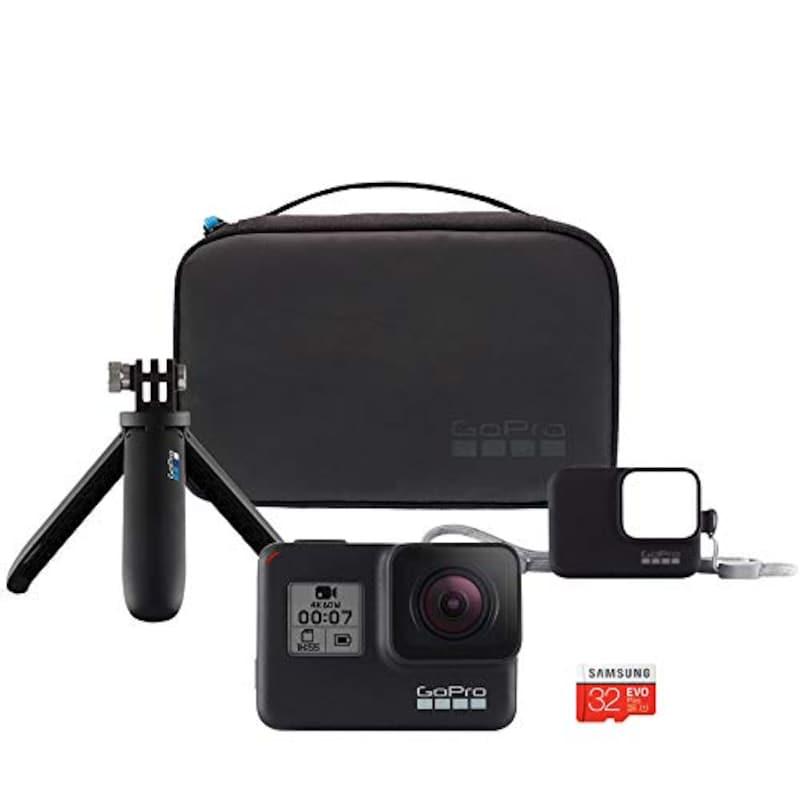 GoPro(ゴープロ),HERO7 ブラック+トラベルキット