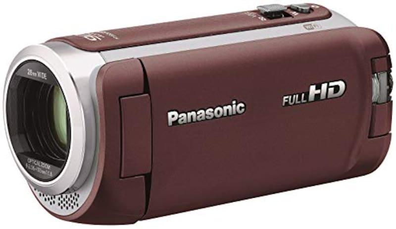 Panasonic(パナソニック),HDビデオカメラ,HC-WZ590M-T
