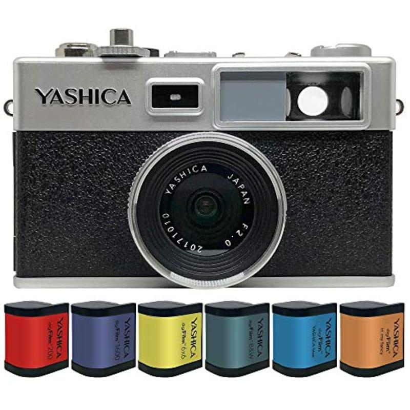 Yashica(ヤシカ),デジフィルムカメラ Y35 コンボ,YAS-DFCY35-P01