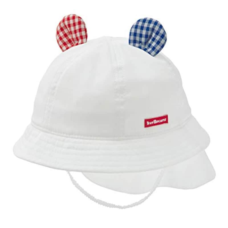 ミキハウス ホットビスケッツ,帽子,72-9101-822