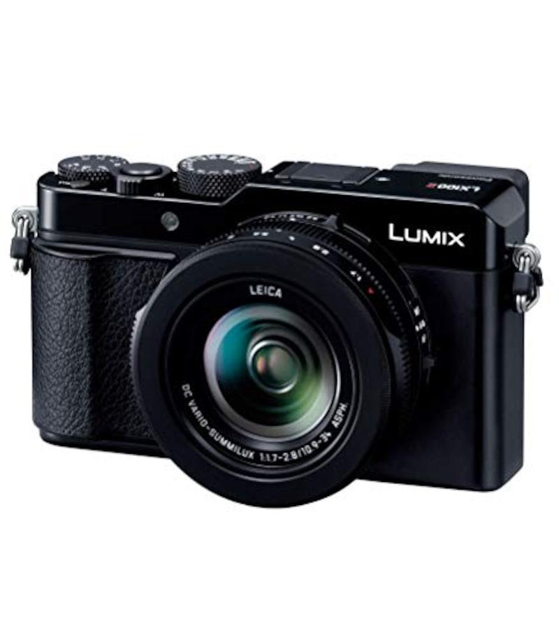Panasonic(パナソニック),LUMIX LXⅡ,DC-LX100M2