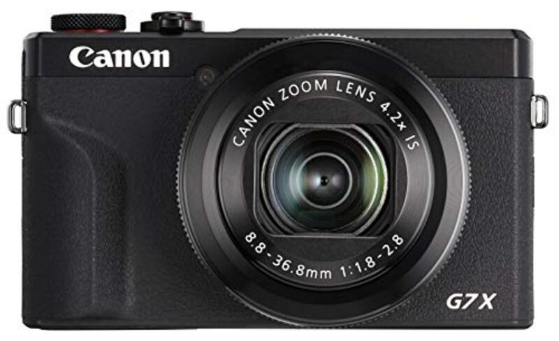 Canon(キヤノン),PowerShot G7 X Mark III,PSG7XMARKIIIBK