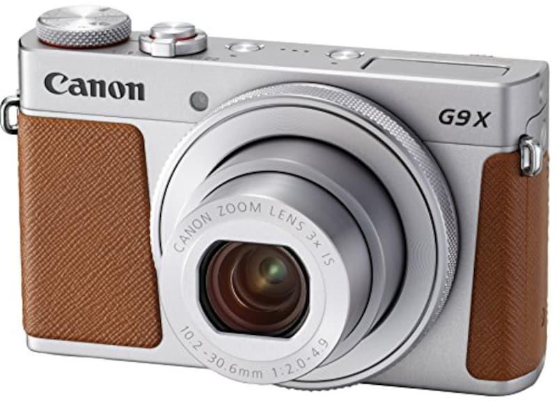 Canon(キヤノン),PowerShot G9 X Mark II,PSG9XMARKIISL