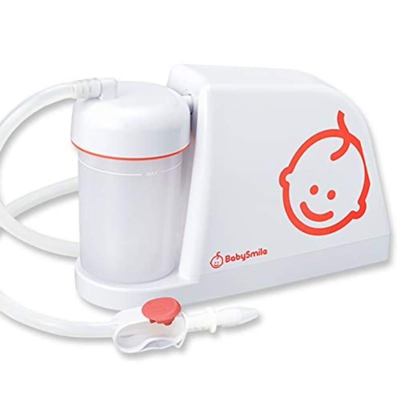 Baby Smile,電動鼻水吸引器 メルシーポット,S-503