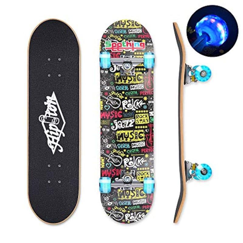 Hipoten,スケートボード