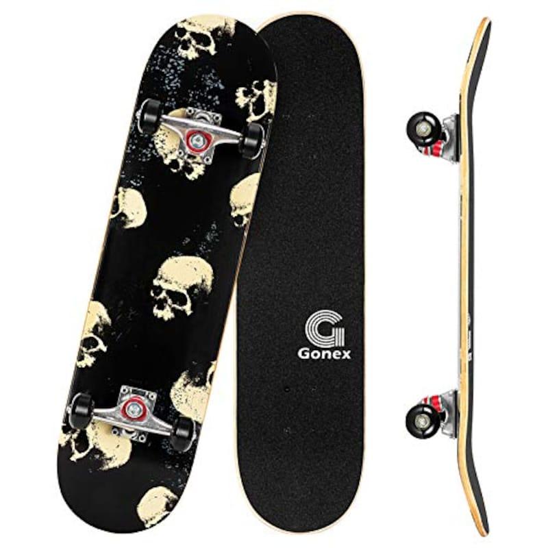 Gonex,コンプリートスケートボード