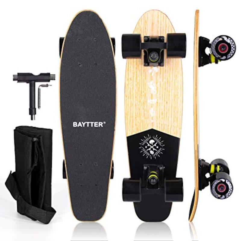 BAYTTER,ミニクルーザー スケートボード