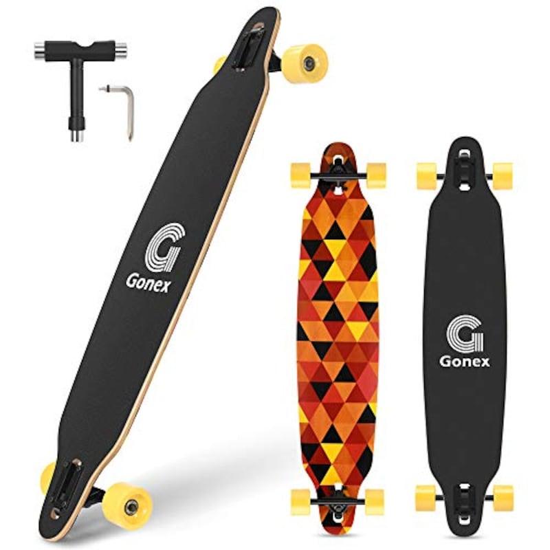 Gonex,スケートボード