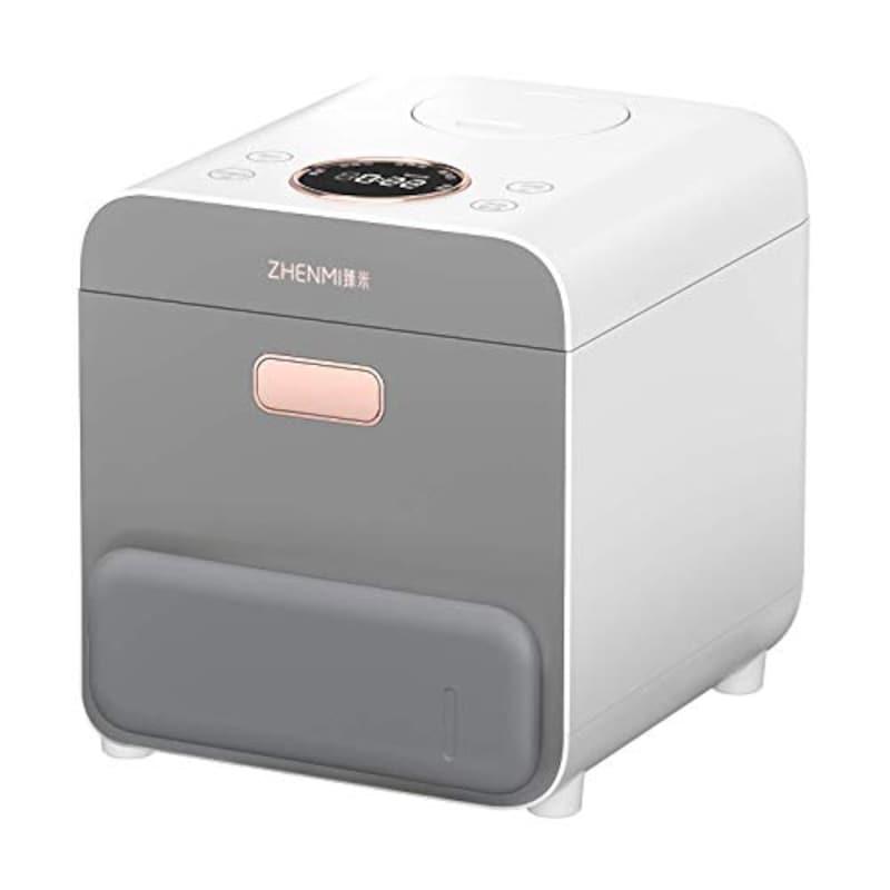 ZHENMI(シェンミ),蒸気レス炊飯器 糖質カット 高温スチーム式