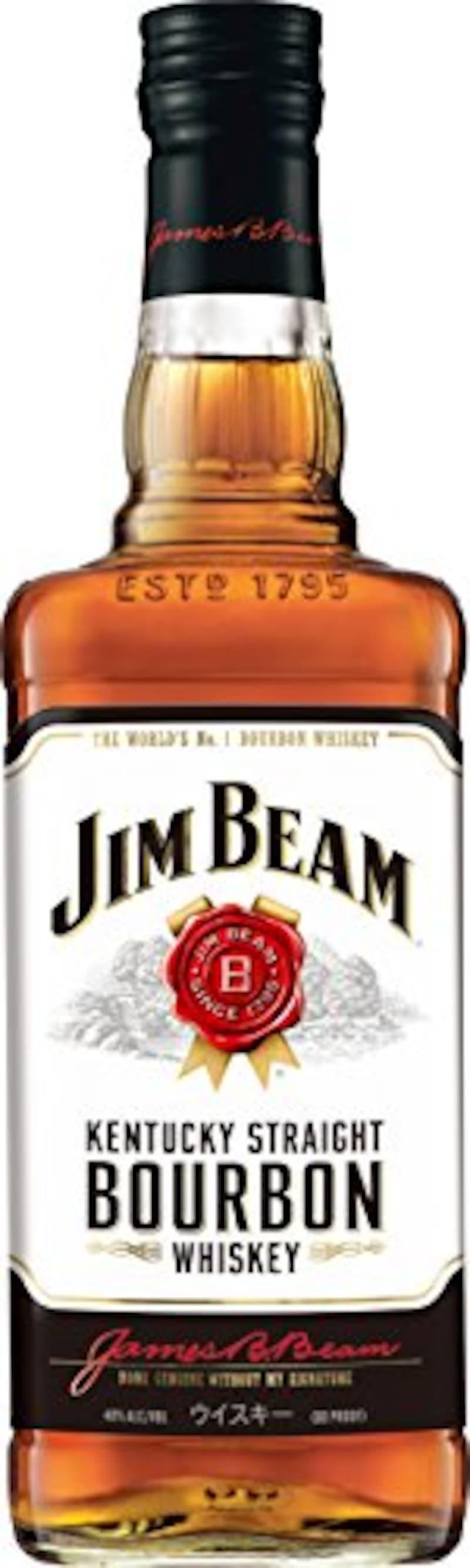 JIM BEAM(ジムビーム),ジムビーム(ホワイト)