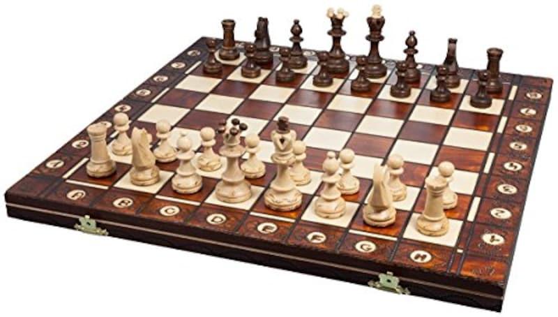 Wegiel,ポーランド製 木製チェスセット