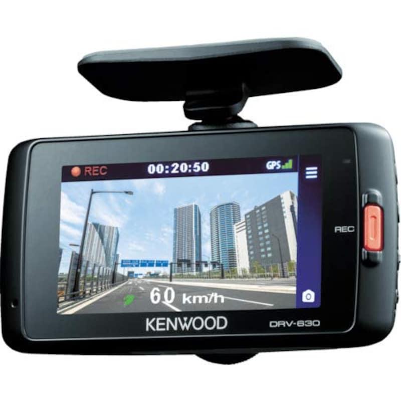 KENWOOD(ケンウッド),ドライブレコーダー WideQuad-HD,DRV-630