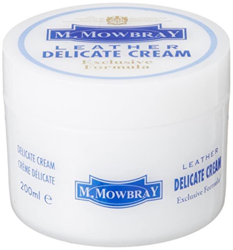 M.Mowbray(エム・モゥブレィ),デリケートクリーム ニュートラル