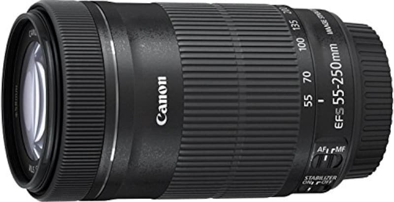 Canon(キヤノン),望遠ズームレンズ,EF-S55-250ISSTM