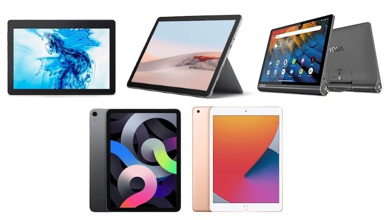【2021】10インチタブレットのおすすめランキング10選|高コスパや人気メーカー製品も紹介!