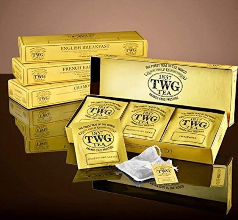 TWG,シンガポールの高級紅茶ギフトセット