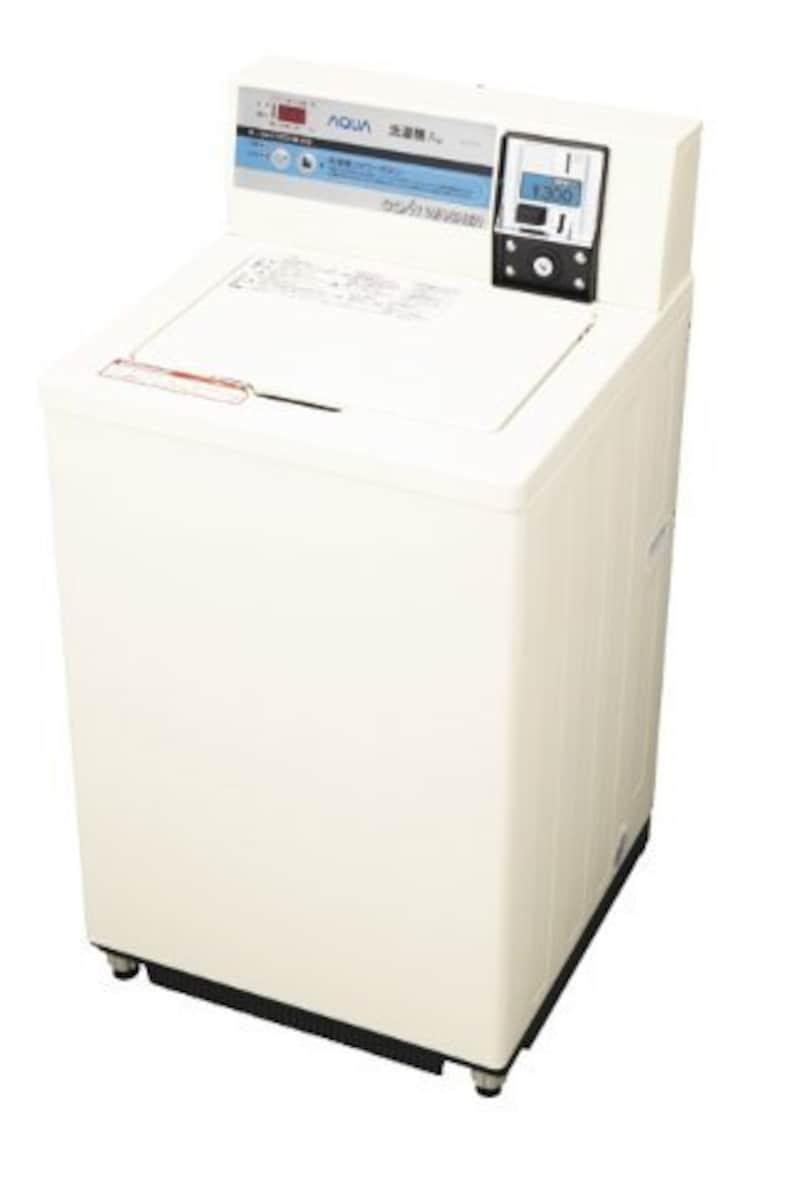 AQUA(アクア),コイン式全自動洗濯機 7kg,MCW-C70