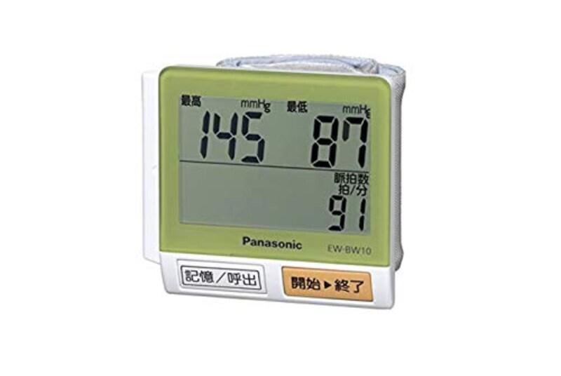 パナソニック,手くび血圧計  EW-BW10-G,EW-BW10-G