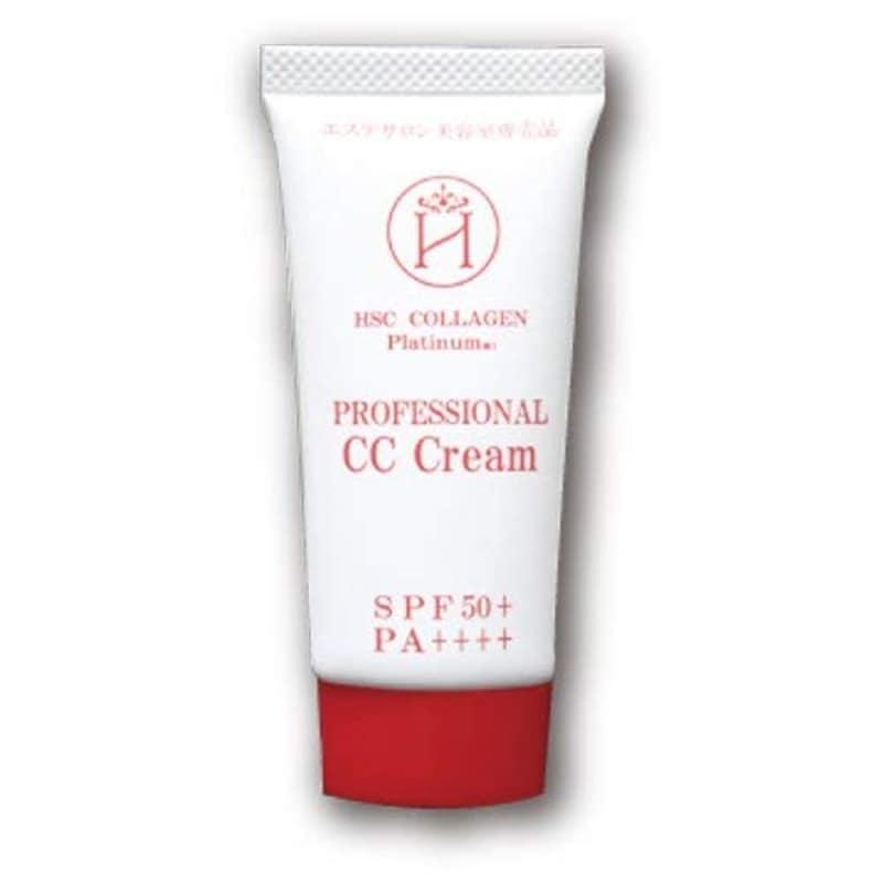 HSC COLLAGEN Platinum 塗るサプリ,PROFESSIONAL CC Cream