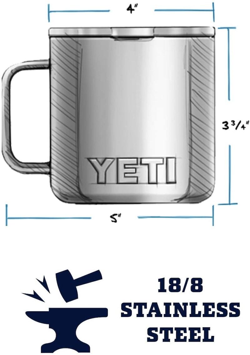 イエティ(YETI ),Rambler 14オンス マグ