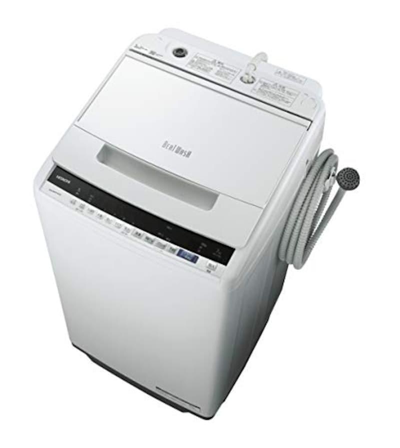 HITACHI(日立),全自動洗濯機 ビートウォッシュ 7kg,BW-V70E