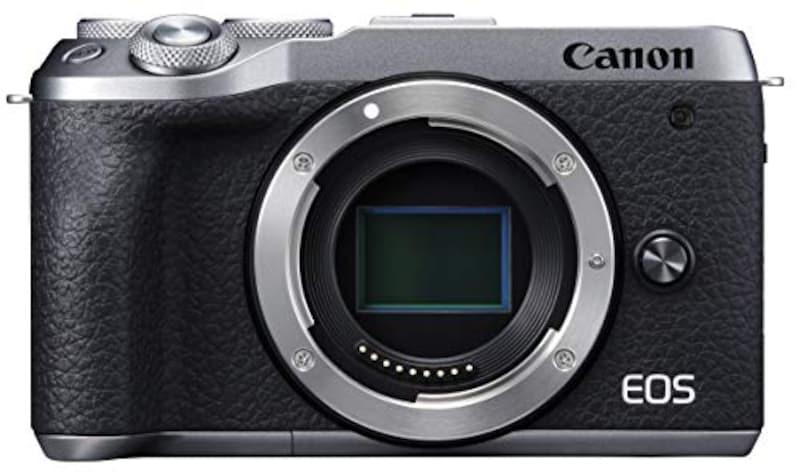 Canon(キヤノン),EOS M6 MarkⅡ,EOSM6MK2SL-BODY