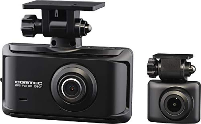 COMTEC(コムテック),ドライブレコーダー 前後2カメラ,ZDR035
