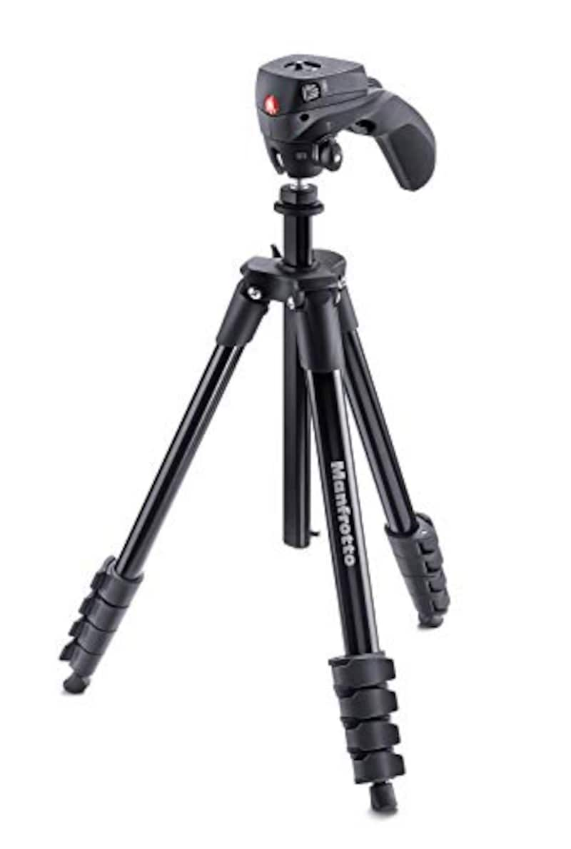 Manfrotto(マンフロット),COMPACT Action フォト・ムービーキット,MKCOMPACTACN-BK