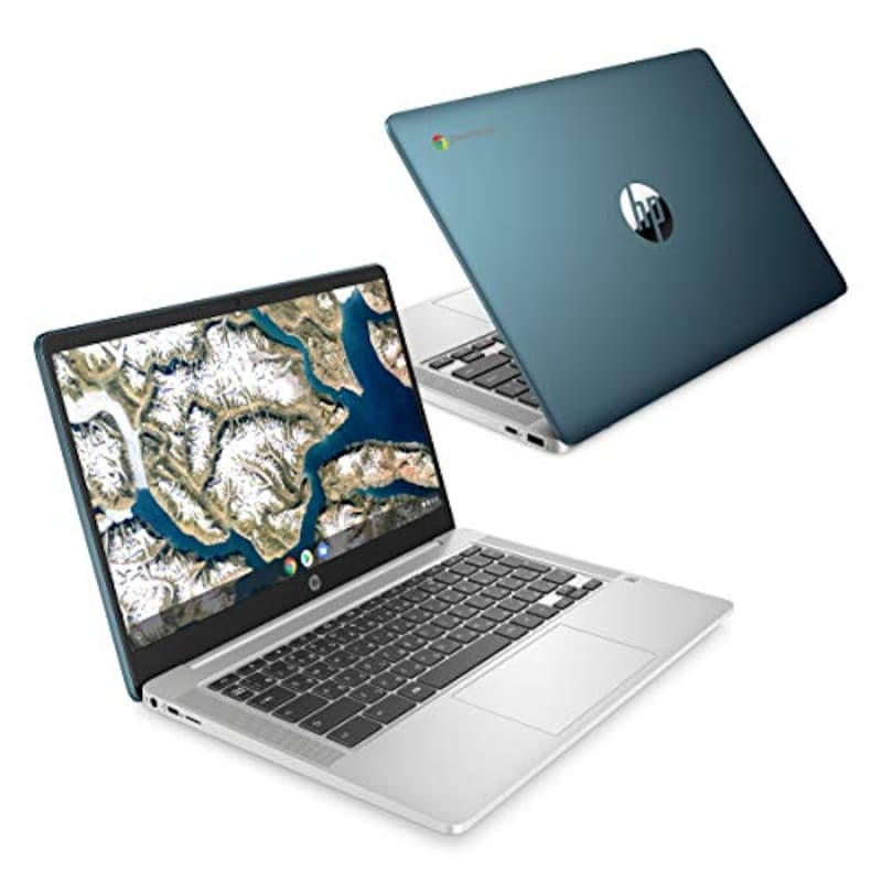 HP(ヒューレッドパッカード),【Amazon限定カラー】Google Chromebook HP,N4020 14a