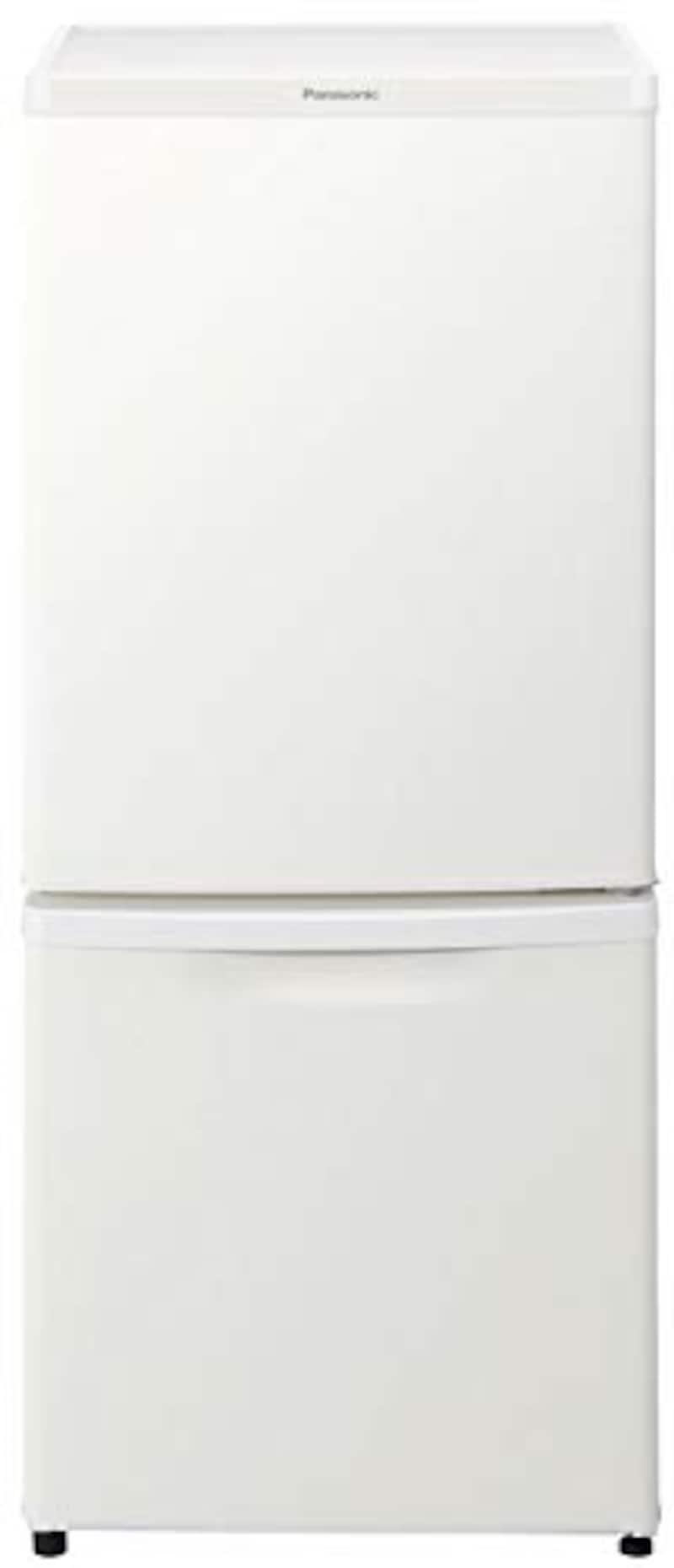 Panasonic(パナソニック),2ドア冷蔵庫 マットバニラホワイト,NR-B14DW-W