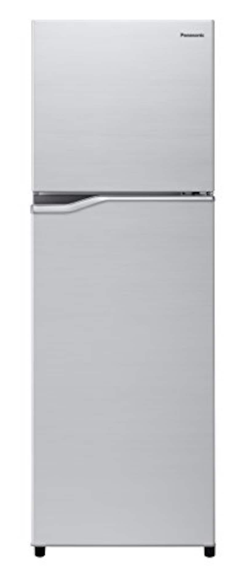 Panasonic(パナソニック),2ドア冷蔵庫 シャイニーシルバー,NR-B250T-SS