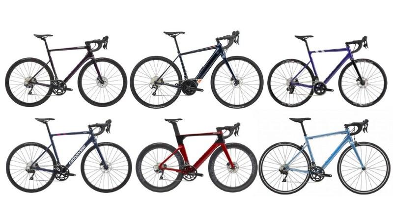 【2021】キャノンデールのロードバイクおすすめ13選|初心者に評判の良いエントリーモデルも紹介!