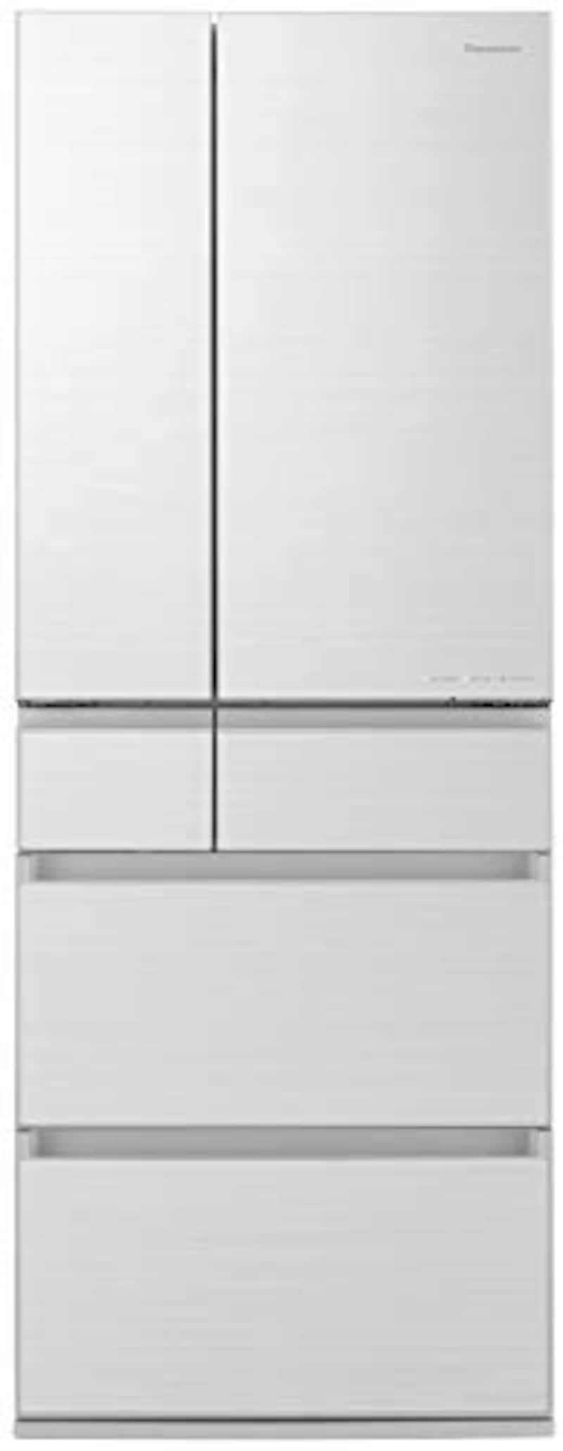 Panasonic(パナソニック),6ドア冷蔵庫 アルベロホワイト,NR-F606HPX-W
