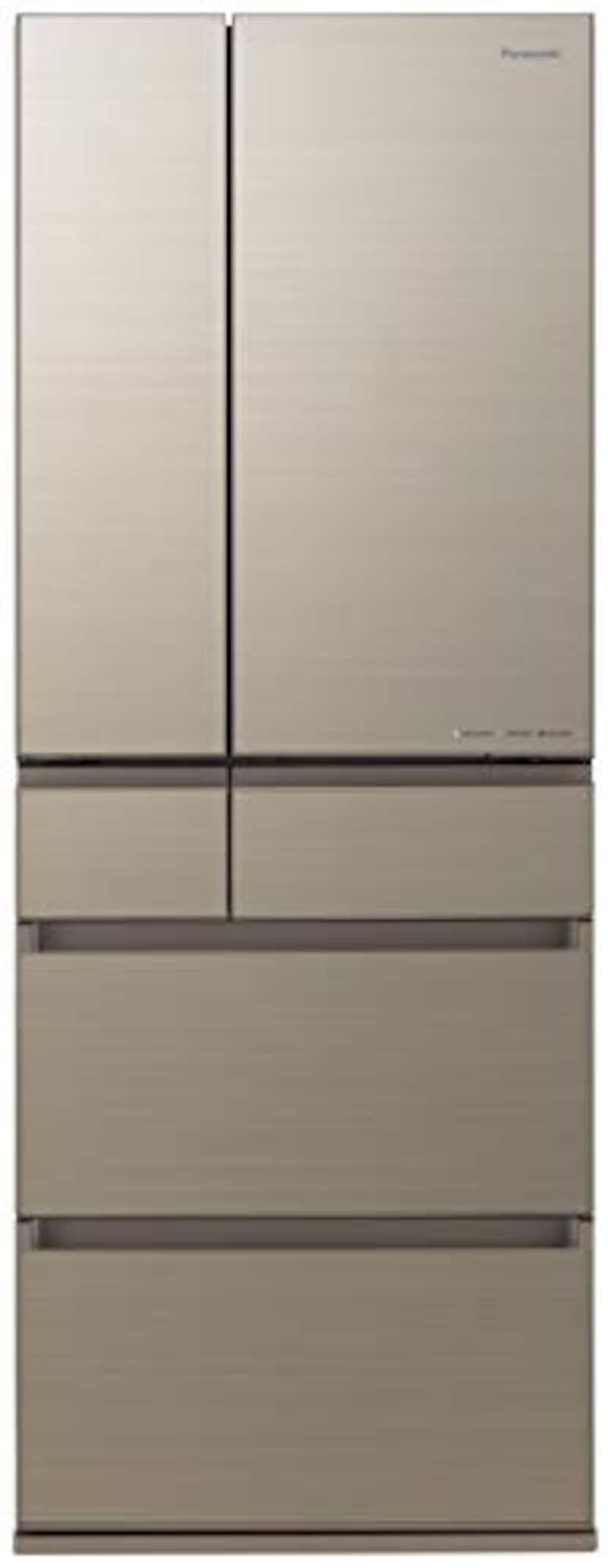 Panasonic(パナソニック),IoT対応6ドア冷蔵庫 アルベロゴールド,NR-F607HPX-N