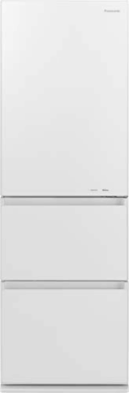 Panasonic(パナソニック),3ドア冷蔵庫  スノーホワイト,NR-C371GN-W