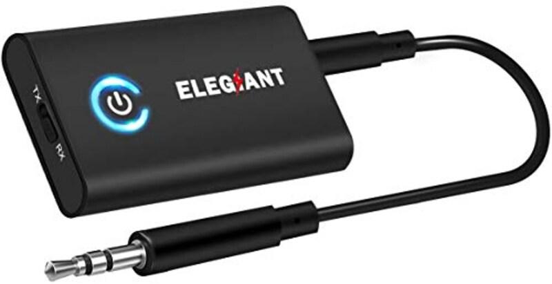 ELEGIANT,Bluetooth 5.0トランスミッター